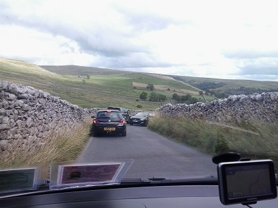 Driving in the Dales