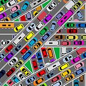 Nottingham is a Traffic Jam